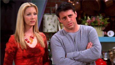 Friends : le créateur révèle pourquoi Joey et Phoebe n'ont jamais couché ensemble