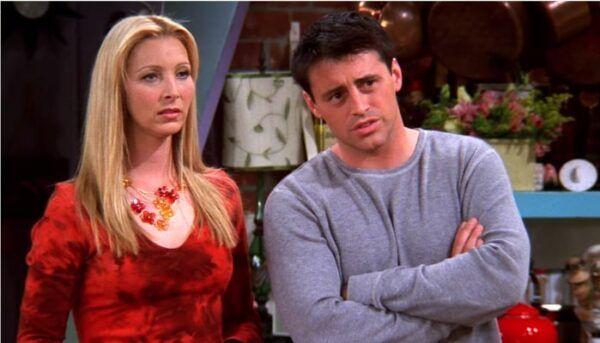 phoebe Joey friends