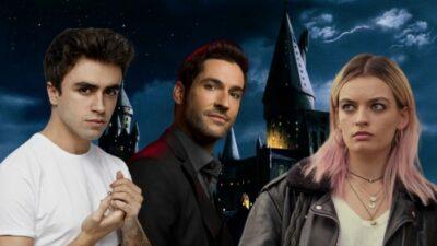 Choisis ton perso Harry Potter préféré, on devinera la série que tu as hâte de retrouver en 2020