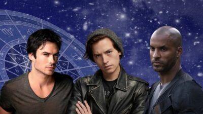 Quiz : choisis un acteur de séries avec qui tu rêves de dîner, on devinera ton signe astro