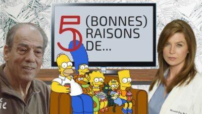 5 (bonnes) raisons de continuer à regarder des séries à la télévision