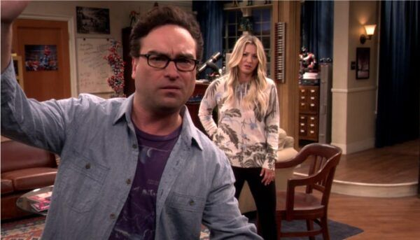 the Big Bang theory Leonard penny