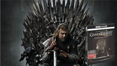 5 séries à découvrir en Blu-Ray 4K Ultra HD