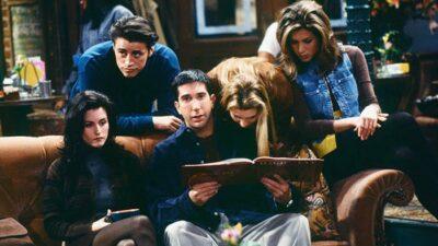 10 choses qui se passent dans tous les épisodes de Friends