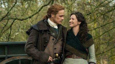 Outlander saison 5 : Sam Heughan promet que le couple Jamie et Claire est toujours le plus sexy