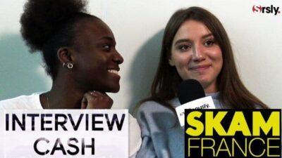SKAM France : l'interview CA$H d'Assa Sylla et Philippine Stindel