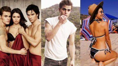 Top ridicule mais assumé des photos les plus sexy du casting de The Vampire Diaries