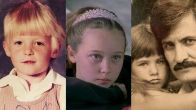Sauras-tu reconnaître ces acteurs de séries quand ils étaient enfants ?