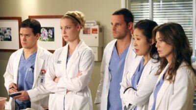 Ces fois où les médecins de Grey's Anatomy auraient dû être virés