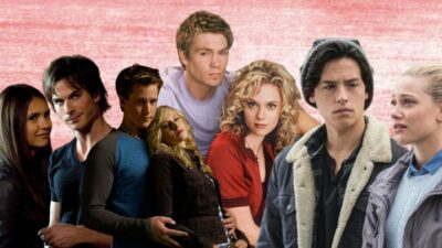 Choisis ton couple préféré de teen séries, on devinera ton âge