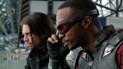 Falcon and the Winter Soldier : découvrez le costume des deux personnages Marvel de la série Disney+ très attendue