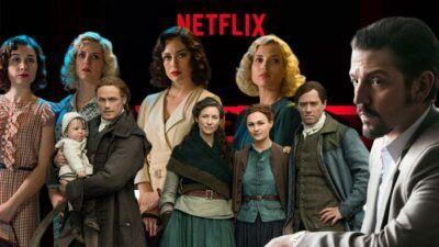 Netflix : toutes les séries qui arrivent sur la plateforme en février