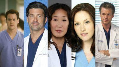 Sondage : quel départ de personnage de Grey's Anatomy t'a fait le plus pleurer ?