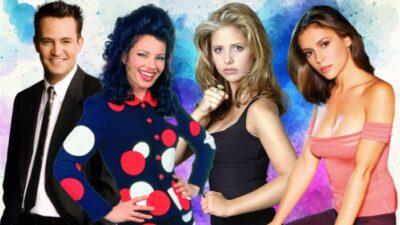 Friends, Charmed : impossible d'avoir 10/10 à ce quiz vrai ou faux sur les séries des années 90