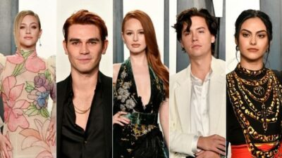 Riverdale : les principaux acteurs de la série réunis pour l'after-party des Oscars 2020
