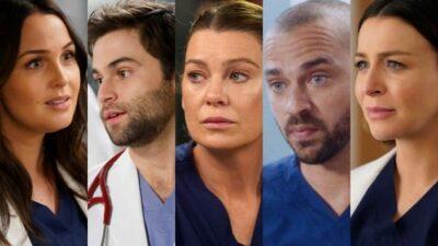 Grey's Anatomy saison 16 : deux couples adorés des fans se séparent dans l'épisode 14