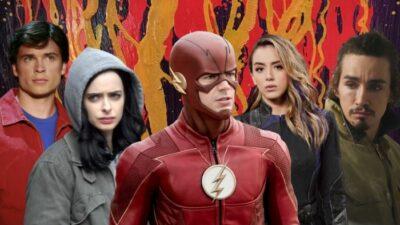 The Flash : cette fois c'est bon, le costume de la saison 5 est dévoilé officiellement