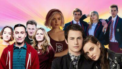 Sondage : vote pour ta teen-série préférée de Netflix