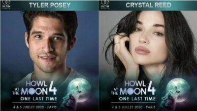 Teen Wolf : Tyler Posey et Crystal Reed à Paris pour rencontrer leurs fans
