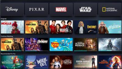 Disney+ : séries, films… Découvrez tout le catalogue français