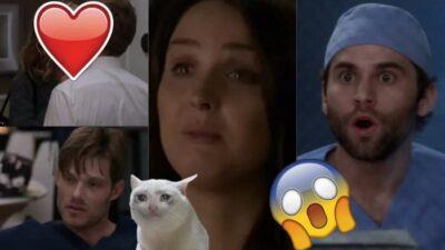 19 questions bêtes qu'on s'est posées devant l'épisode 15 de la saison 16 de Grey's Anatomy