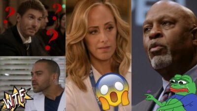 17 questions bêtes qu'on s'est posées devant l'épisode 19 de la saison 16 de Grey's Anatomy