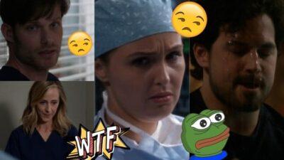 17 questions bêtes qu'on s'est posées devant l'épisode 17 de la saison 16 de Grey's Anatomy