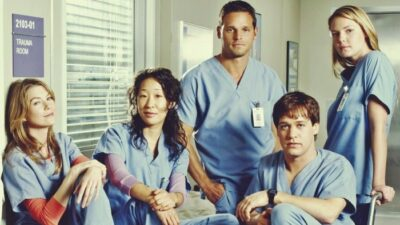 Tes préférences séries nous diront si t'es plus Meredith, Alex, Cristina, George ou Izzie