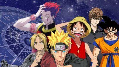 Quiz : choisis ton anime préféré, on devinera ton signe astro