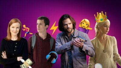 Quiz : sauras-tu retrouver quel personnage de séries se cache derrière ces emojis ? #Saison2