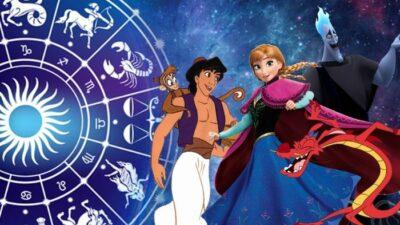 Quiz : balance ton signe astro, on te dira quel perso culte de Disney tu es