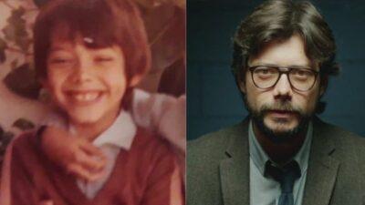 La Casa de Papel : découvrez les acteurs de la série quand ils étaient enfants
