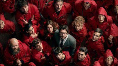 La Casa de Papel : arrêtez tout, la saison 5 de la série Netflix sera la dernière !