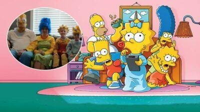 Les Simpson : cette famille en confinement recrée le générique culte, et c'est génial