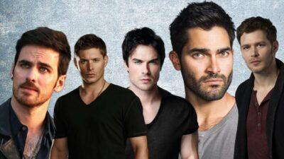 Sondage : vote pour ton bad boy préféré de séries