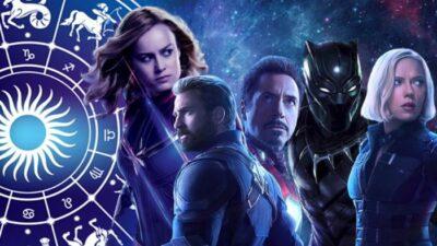 Ton signe astro nous dira quel perso de la franchise Avengers tu es