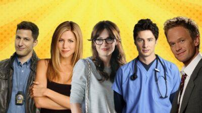 Sondage : élis la meilleure sitcom de tous les temps