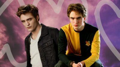 Tes préférences séries nous diront qui de Edward Cullen (Twilight) ou Cédric Diggory (Harry Potter) est fait pour toi