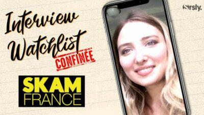 SKAM France : la watchlist confinée de Lula Cotton-Frapier (Daphné)