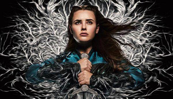 Cursed Netflix Katherine Langford