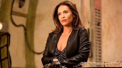 Lucifer saison 6 : Lesley-Ann Brandt fait ses derniers essais de costume avec beaucoup d'émotion