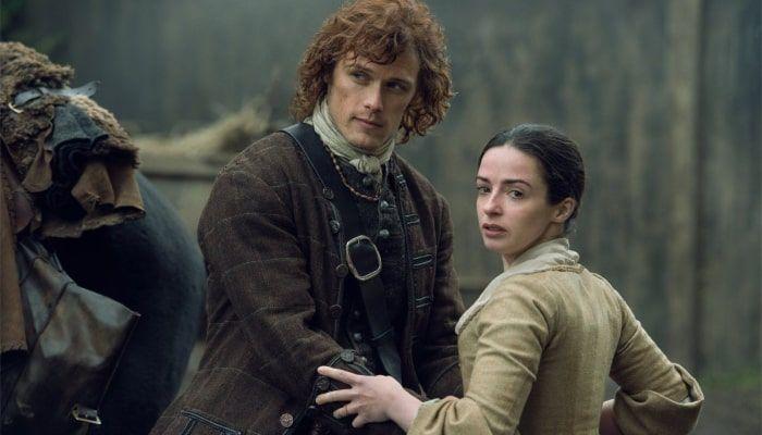 séries Jamie et Jenny - Outlander