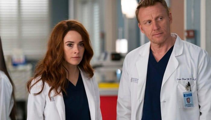 Owen et Megan - Grey's Anatomy