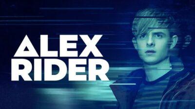 Alex Rider : les 5 grosses différences entre les livres et la série