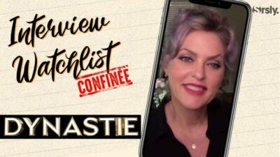 Dynastie : Elaine Hendrix (Alexis) nous parle de ses séries préférées