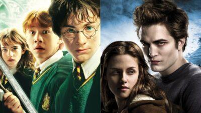 Sondage : le match ultime, tu préfères Harry Potter ou Twilight ?