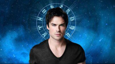 Quiz : balance ton signe astro, on te dira si tu mérites Damon Salvatore (The Vampire Diaries)