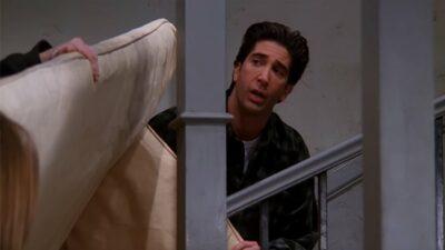 Friends : les 5 meilleurs moments de Ross Geller