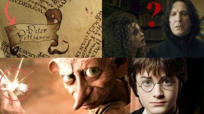 Harry Potter : les 10 plus grosses incohérences de la saga