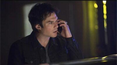 The Vampire Diaries : Ian Somerhalder a été «furieux» que Damon devienne gentil